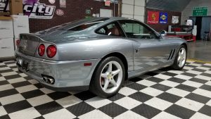 98 Ferrari 550 Button Down Motorworks