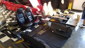 Canadian C6 Button Down Motorworks