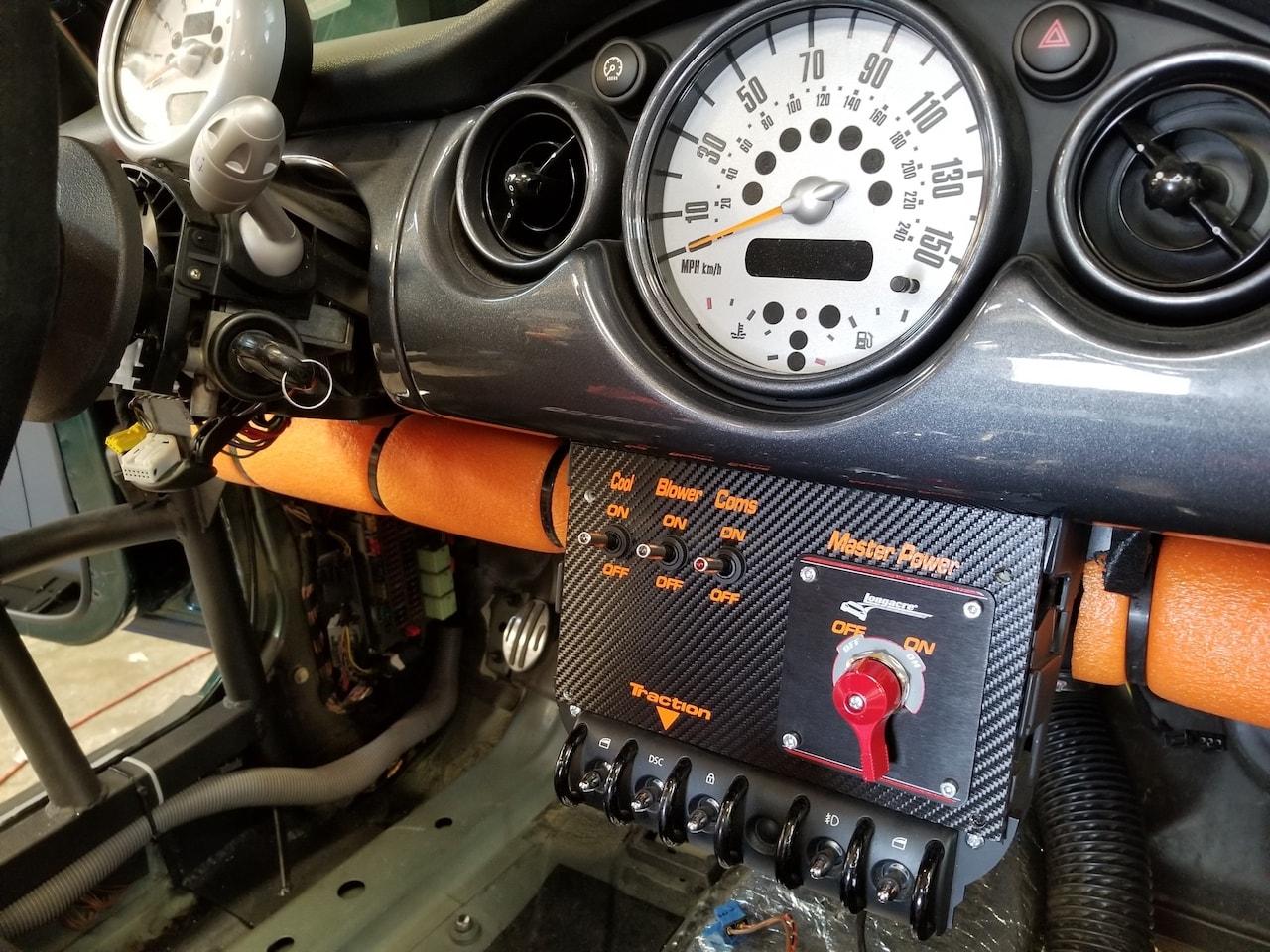 Mini Cooper Button Down Motorworks